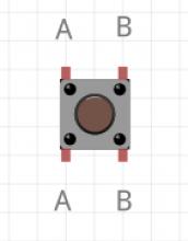Surunupul on füüsiliselt 4 jalga aga 2 elektrilist ühenduskohta: A ja B.